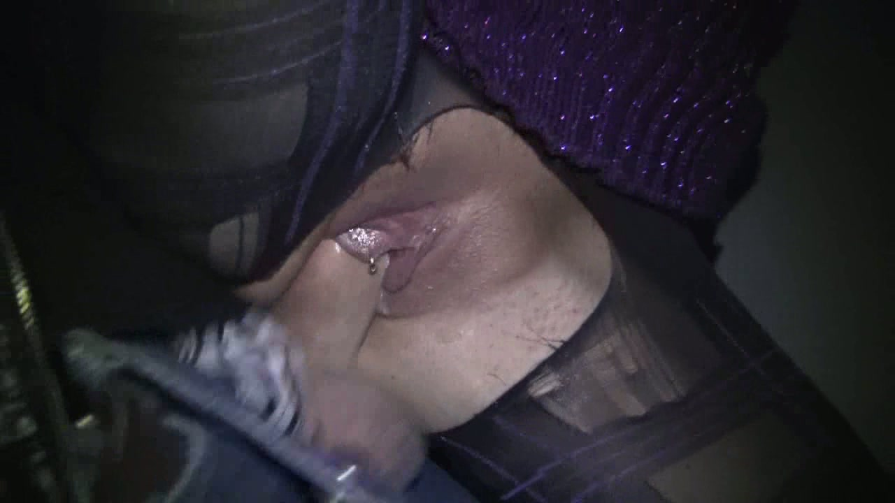 girl gets blowjob